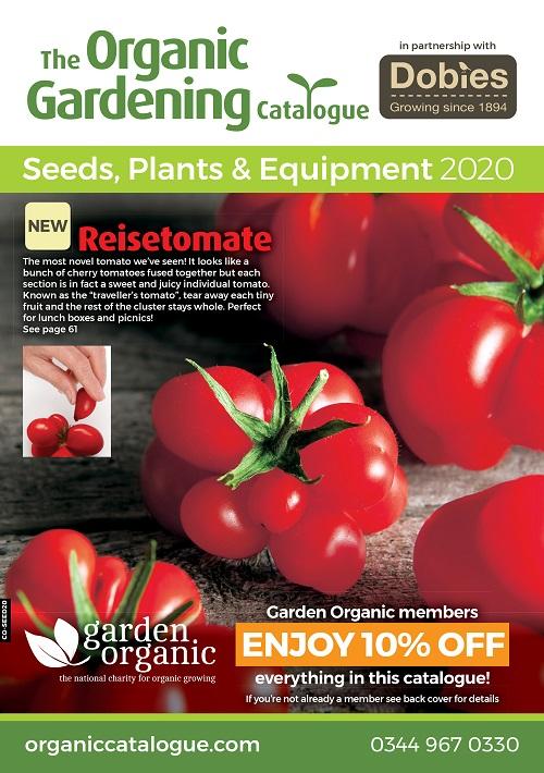 2020 Seeds, Plants & Equipment Catalogue
